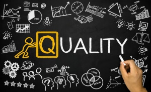 Quality standards and systems
