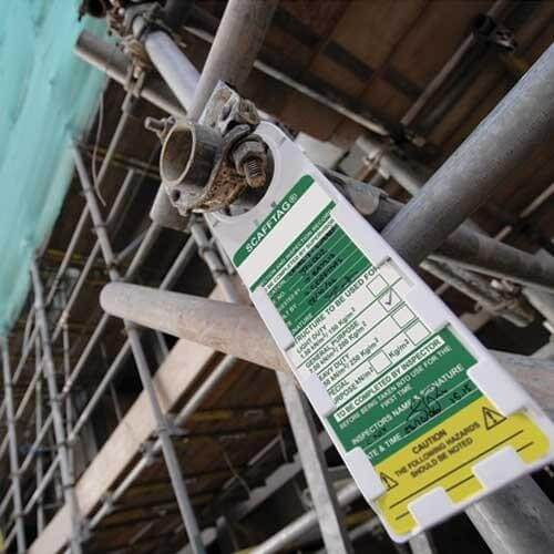 Scaffolding Inspection